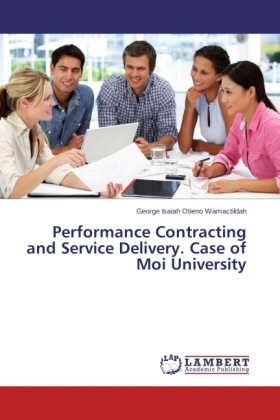 Performance Contracting and Service Delivery. Case of Moi University | Dodax.ch