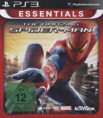The Amazing Spider-Man, PS3-Blu-ray Disc | Dodax.fr