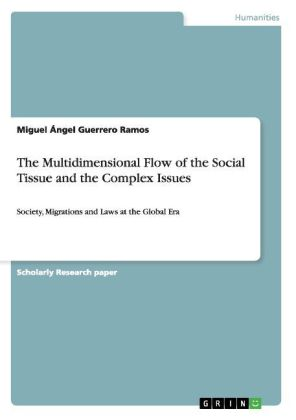 The Multidimensional Flow of the Social Tissue and the Complex Issues | Dodax.ch