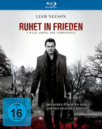 Ruhet in Frieden - A Walk Among the Tombstones, 1 Blu-ray | Dodax.nl