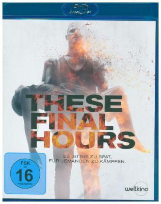 These Final Hours, Blu-ray | Dodax.co.jp
