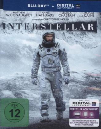 Interstellar, 1 Blu-ray | Dodax.de
