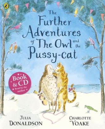 The Further Adventures of the Owl and the Pussycat, w. Audio-CD | Dodax.de