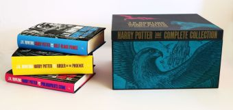 Harry Potter, Complete Boxed Set | Dodax.co.uk