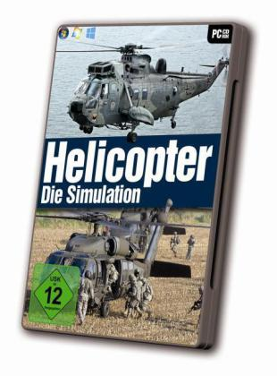 Helicopter - Die Simulation, 1 CD-ROM | Dodax.co.jp