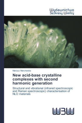 New acid-base crystalline complexes with second harmonic generation | Dodax.at