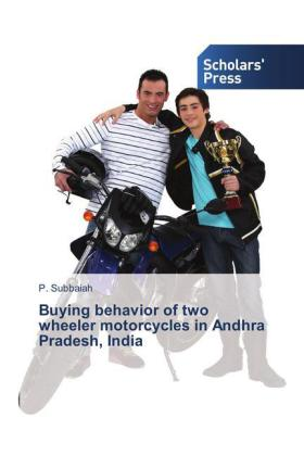 Buying behavior of two wheeler motorcycles in Andhra Pradesh, India | Dodax.ch