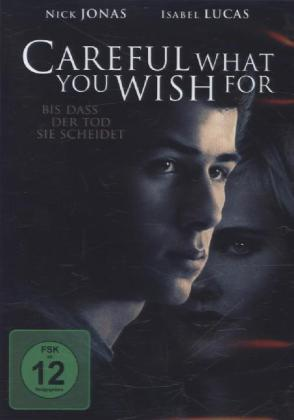 Careful what you wish for, 1 DVD   Dodax.co.jp