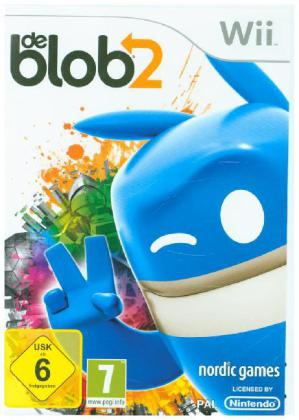 de Blob 2 - Wii | Dodax.co.uk