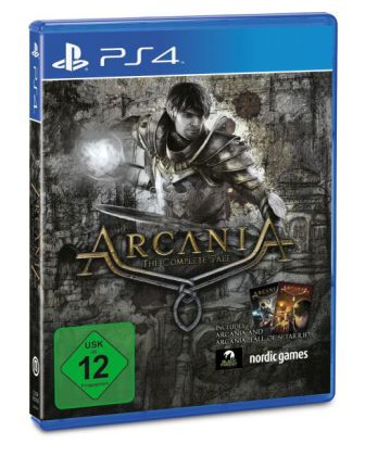 ArcaniA The Complete Tale - PS4 | Dodax.es