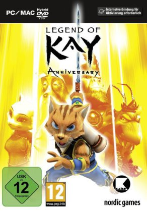 Legend of Kay - Anniversary, DVD-ROM | Dodax.co.jp