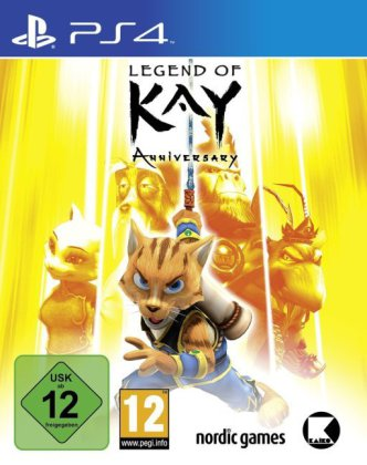 Legend of Kay - PlayStation 4 | Dodax.at