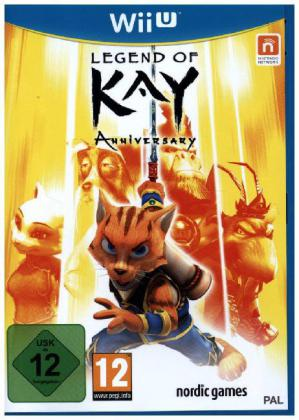 Legend of Kay Anniversary German Edition - Wii U | Dodax.es