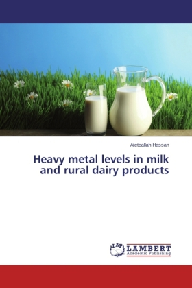 Heavy metal levels in milk and rural dairy products | Dodax.pl