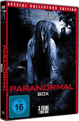 Paranormal Box, 1 DVD (Special Collectors Edition) | Dodax.co.uk