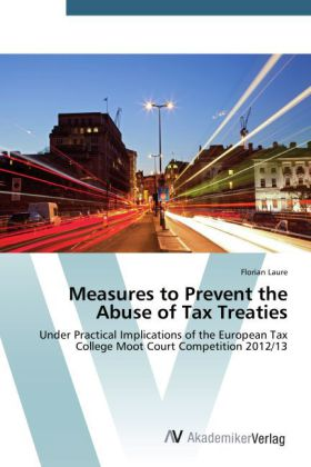 Measures to Prevent the Abuse of Tax Treaties   Dodax.pl