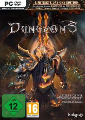Dungeons 2, 1 DVD-ROM (Day One Edition) | Dodax.com