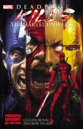 Deadpool Kills the Marvel Universe | Dodax.at