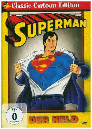 Superman - Der Held (Classics), 1 DVD | Dodax.ch