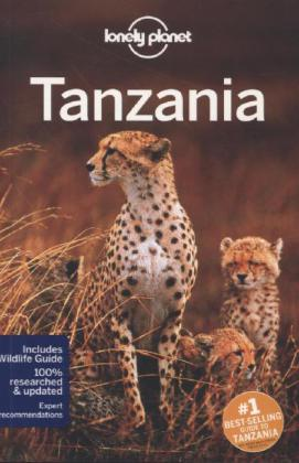 Lonely Planet Tanzania | Dodax.at
