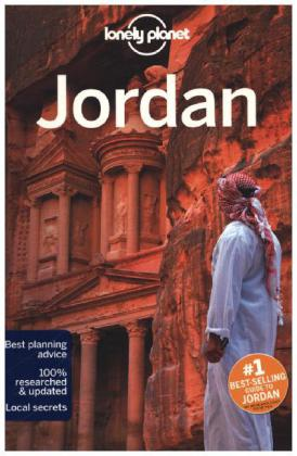 Lonely Planet Jordan | Dodax.ch