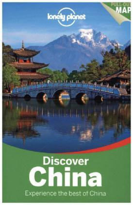 Lonely Planet Discover China | Dodax.ch