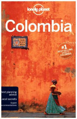 Lonely Planet Colombia | Dodax.at