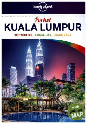 Lonely Planet Pocket Guide Kuala Lumpur | Dodax.ch