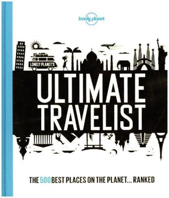 Lonely Planet Lonely Planet's Ultimate Travelist | Dodax.at