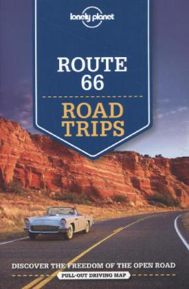 Lonely Planet Route 66 Road Trips | Dodax.at