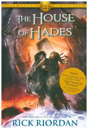 The Heroes of Olympus - The House of Hades | Dodax.ca