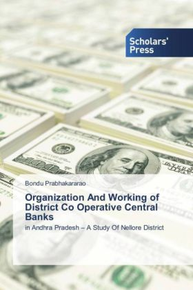 Organization And Working of District Co Operative Central Banks | Dodax.co.uk