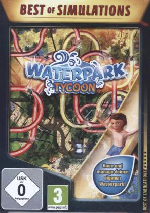 Waterpark Tycoon, 1 DVD-ROM | Dodax.at