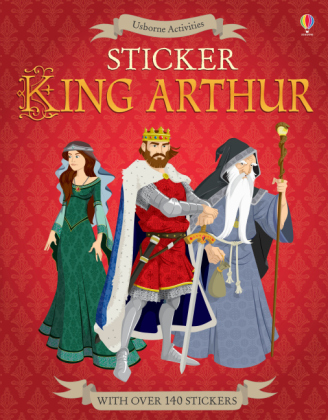 Sticker King Arthur | Dodax.de