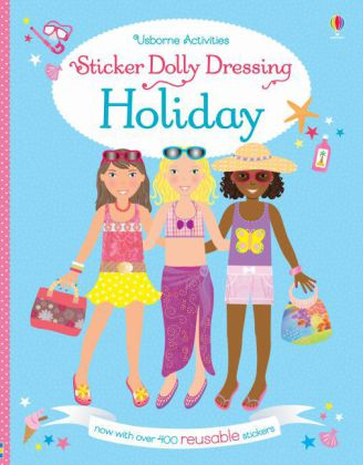 Sticker Dolly Dressing - Holiday | Dodax.de