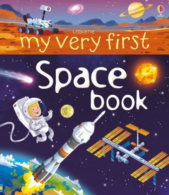 My Very First Space Book | Dodax.at