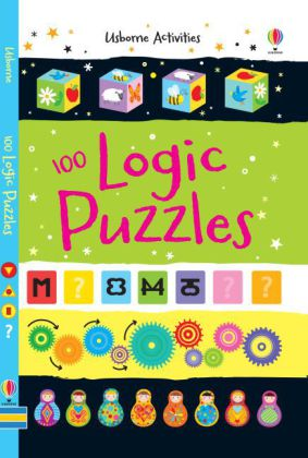 100 Logic Puzzles | Dodax.at