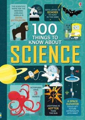 100 things to know about science | Dodax.at