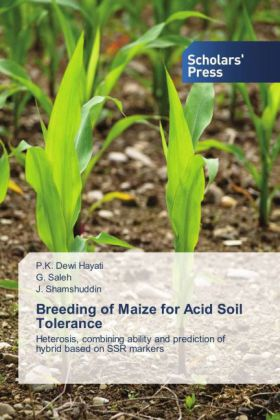 Breeding of Maize for Acid Soil Tolerance | Dodax.ch