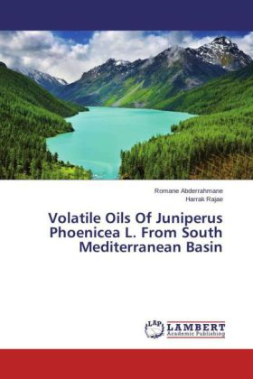 Volatile Oils Of Juniperus Phoenicea L. From South Mediterranean Basin | Dodax.pl
