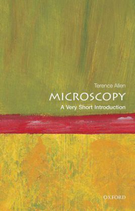 Microscopy: A Very Short Introduction | Dodax.co.uk