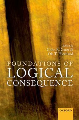 Foundations of Logical Consequence | Dodax.at