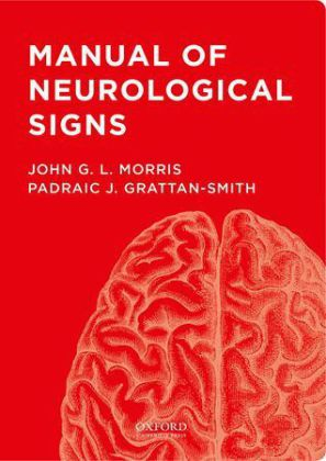 Manual of Neurological Signs | Dodax.ca