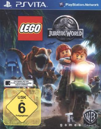 Lego Jurassic World German Edition - PSV | Dodax.com