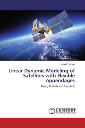 Linear Dynamic Modeling of Satellites with Flexible Appendages | Dodax.ch