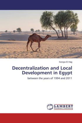 Decentralization and Local Development in Egypt | Dodax.at