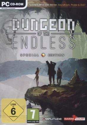 Dungeon of the Endless Special Edition, 1 DVD-ROM   Dodax.ch