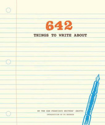 642 - Things to Write about | Dodax.de