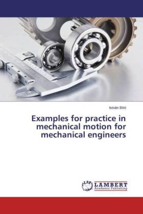 Examples for practice in mechanical motion for mechanical engineers | Dodax.de
