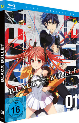 Black Bullet. Tl.1, 1 Blu-ray | Dodax.at